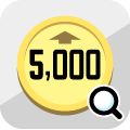5,000円~5,999円