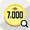7,000円~7,999円