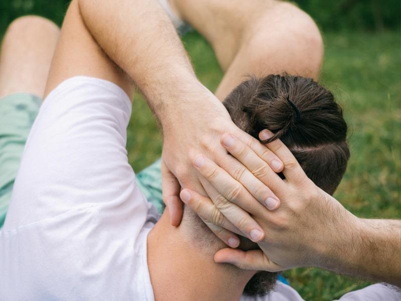体幹トレーニングイメージ